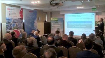 "INSTAL-FILTER SA - A PARTICIPANT OF THE 7TH CONFERENCE ""MODERN HEATING AND COGENERATION PLANTS"""